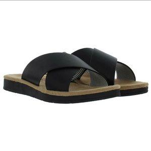 IZOD Alyssa Strap Slide Sandals